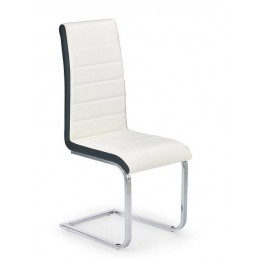 Jídelní židle K132, bílá