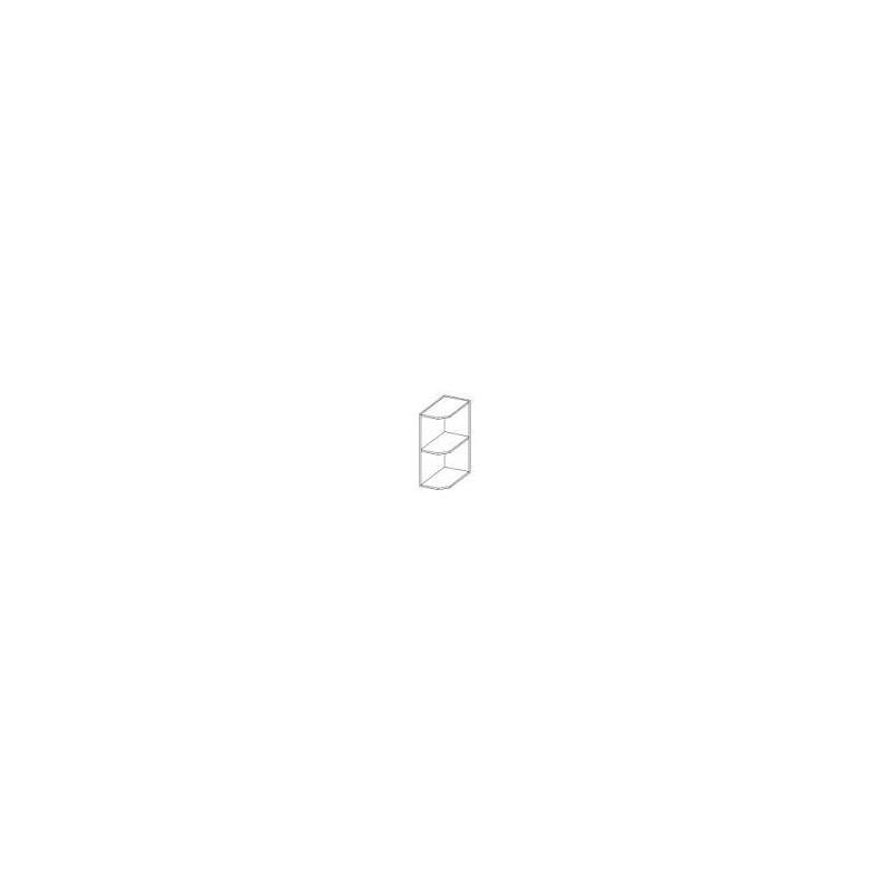MONIX horní police 30cm - zakončovací