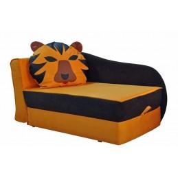 Dětská pohovka Lolek tygr