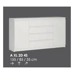 Komoda Dia A XL 2D 4S