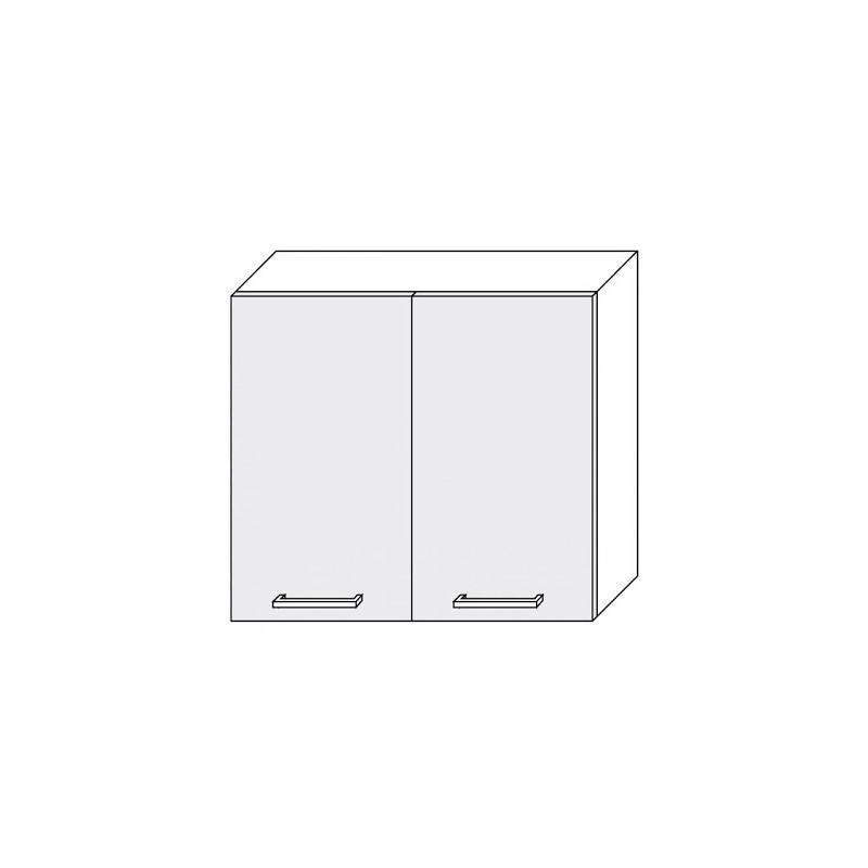 Platinum- horní skříňka 80