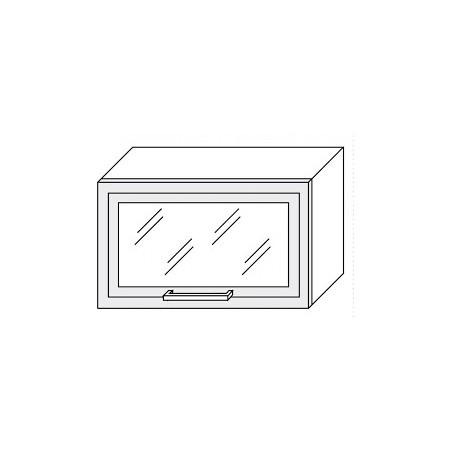 Titanum- horní výklop 60/sklo