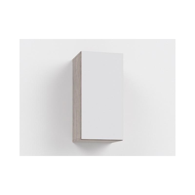 Závěsná skříňka Rebecca9 -vysoký lesk bílá