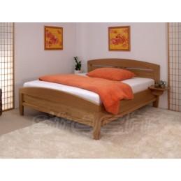 Moderní postel Judita MASIV 180/200