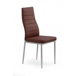 Jídelní židle K70, tmavě hnědá