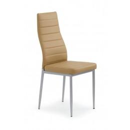 Jídelní židle K70, světle hnědá