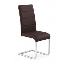 Moderní jídelní židle K85, černá
