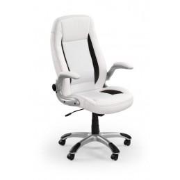 Kancelářská židle Saturn, bílá