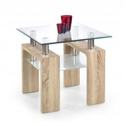 Konferenční stůl DIANA, dub sonoma