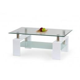 Konferenční stůl DIANA H, bílý