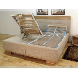 luxusní postel Muscat - NOVINKA 2016