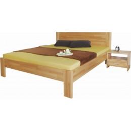 dřevěná postel Gemma