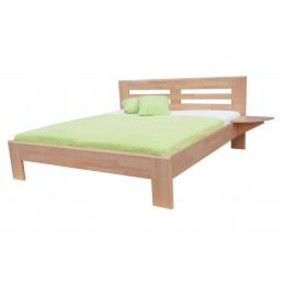 dřevěná postel Ottavia