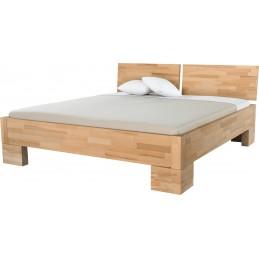 Dřevěná postel ALBA 2