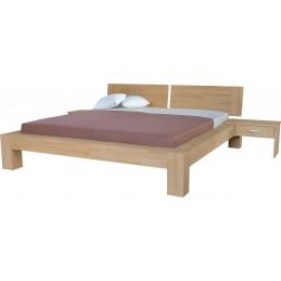 dřevěná postel Esta