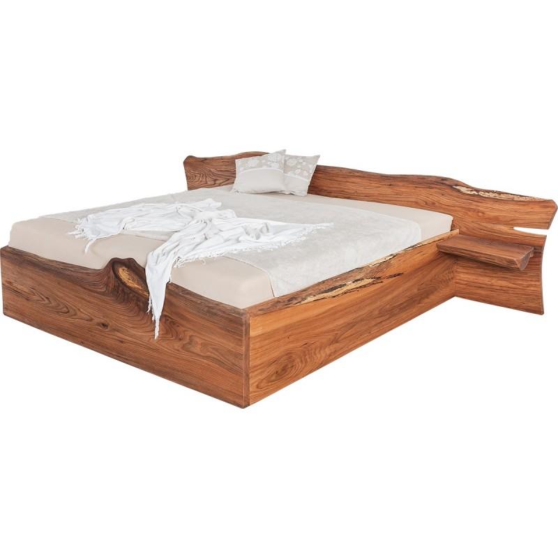dřevěná postel Elba
