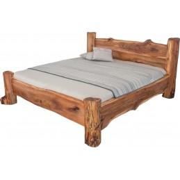 dřevěná postel Belina