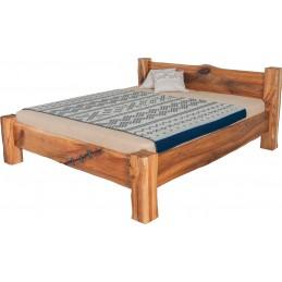 dřevěná postel Dante