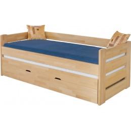rozkládací postel Vario 90/200
