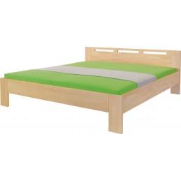 Dřevěná postel VELIA