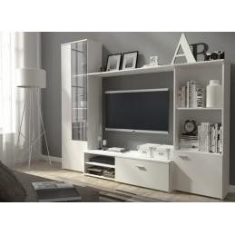 Moderní obývací stěna HAGI dub sonoma
