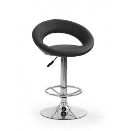 Barová židle H-15 černá