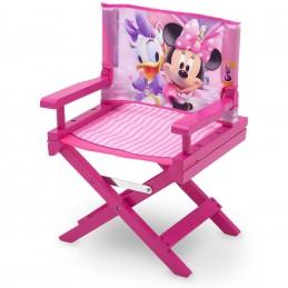 Dětská režisérská židlička Minnie Mouse