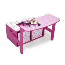 Lavička s úložným prostorem Minnie