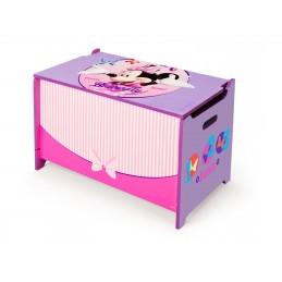 Dřevěná truhla Minnie Mouse