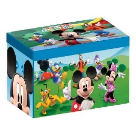 Látková truhla Mickey Mouse