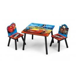 Stůl +2 židle Cars2 (Auta)