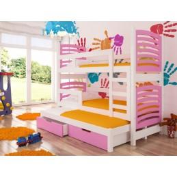 Patrová postel Moria