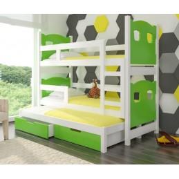 Patrová postel Lety