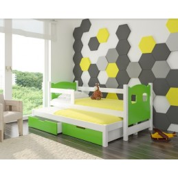 Dětská postel Kampo