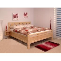 Moderní postel Juliana MASIV