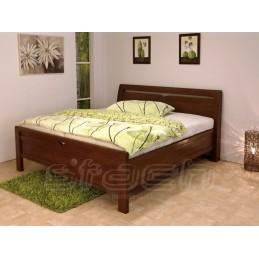 Moderní postel Yasmine- Eu Masiv!!