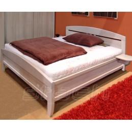 Moderní postel Judita MASIV