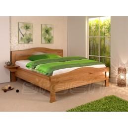 Moderní postel Claudie MASIV