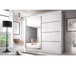 Moderní šatní skříň Multi 35