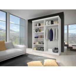 Moderní šatní skříň Multi