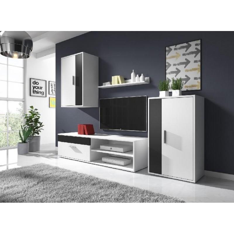 Moderní obývací stěna KIO