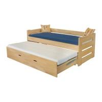 Dřevěné postele MRAVA
