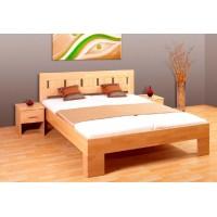 Dřevěné postele MIREAL