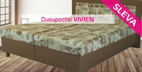 Dvoupostel VIVIEN - AKCE